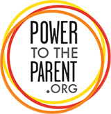 Power to the Parent Logo